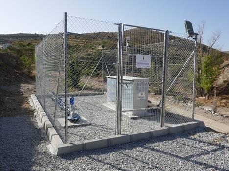 Una obra de 100.000 euros ahorrará 130.000 euros anuales que el Ayuntamiento de Tahal gastaba en camiones-cuba de agua