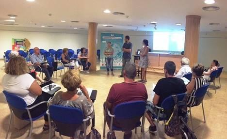 Inaugurado en Vera el ciclo de talleres y actividades en torno a la Cooperación al Desarrollo y el Diálogo Intercultural