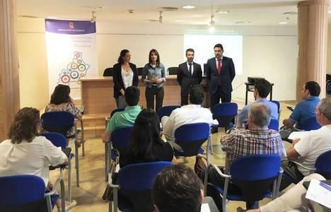 Diputación retoma la actividad de sus Planes de Dinamización Empresarial con Jornadas de Internacionalización y TIC