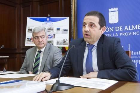 El PFEA permite arreglar colegios de cinco municipios generando un total de 1.277 jornales