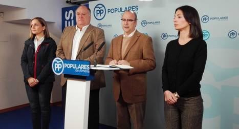 El PP de Almería logra importante presencia en las Comisiones del Congreso y Senado