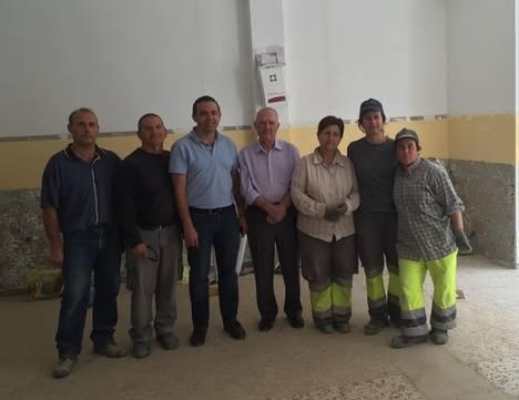 El PFEA genera en Chercos 75.000 euros de inversión y 741 jornales
