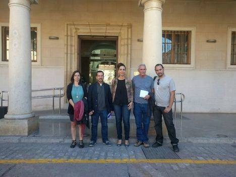 """Podemos avisa que """"la vertebración de Andalucía está en juego"""" por el aislamiento ferroviario"""