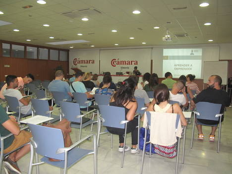 Cámara de Almería inicia a nivel andaluz el programa Aprende a Emprender