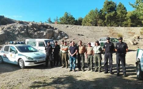 Aumenta la vigilancia contra el furtivismo en la Sierra de los Filabres durante la berrea del ciervo