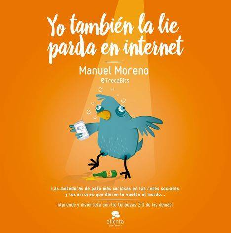 El periodista almeriense Manuel Moreno presenta su nuevo libro sobre redes sociales