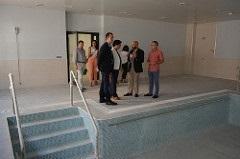 La delegada del Gobierno visita la nueva Residencia y Unidad de Estancias Diurnas para Gravemente Afectados de la FAAM
