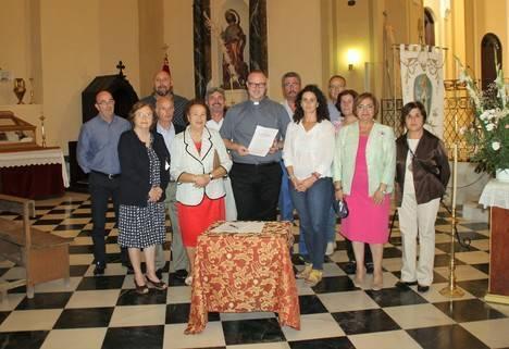 Ohanes firma el protocolo de colaboración para la pro-restauración del Santuario de Tices