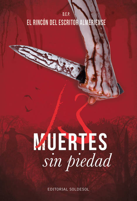 La Biblioteca Villaespesa acoge el viernes la presentación de la obra '13 muertes sin piedad'