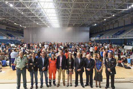 El Palacio de los Juegos acoge a 4.000 escolares en el V Cardiomaratón por el Día Europeo de la Parada Cardíaca