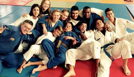 La Escuela Municipal de Judo se une a la concentración nacional en Toledo con otros 150 deportistas
