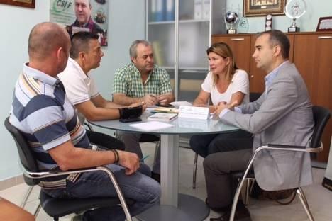 Un tercio de los sanitarios de Almería tienen contrato temporal