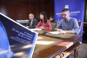 Diputación se une a la campaña 'Al mundo por vivir' impulsada por la AECC