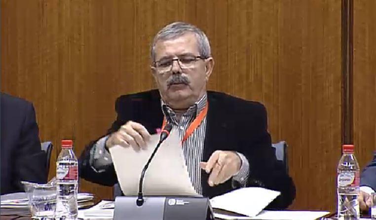 """La declaración del ex jefe de servicio del SAE en Almería es clave para demostrar la """"irresponsable actuación de la Junta"""" en los cursos de formación"""