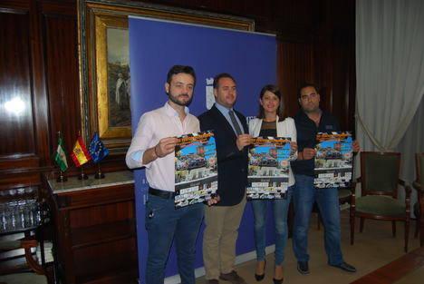 Diputación afianza su apoyo a la organización de la XLI Subida del Mármol