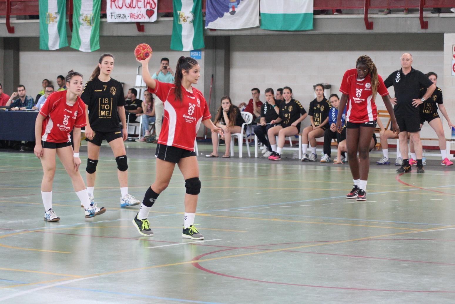 8df7c15cd0 Diez jugadoras roqueteras son convocadas por la selección andaluza de  balonmano