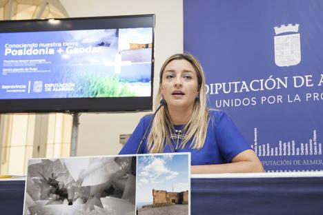 Diputación acercará la Geoda y la Posidonia a 750 escolares de nueve municipios