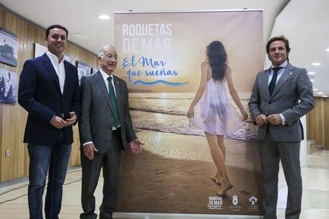 'Costa de Almería' apoya a Roquetas de Mar en la presentación de su nueva imagen turística