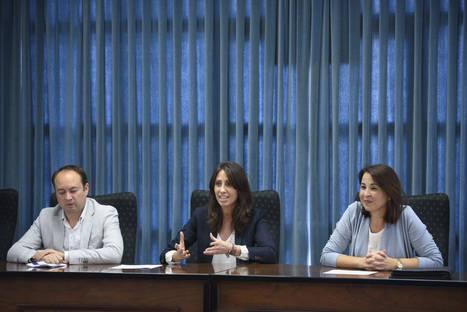 Diputación y UAL inauguran las VIII Jornadas sobre la Unión Europea