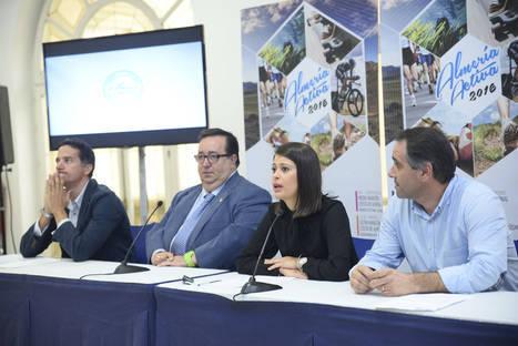 La carrera Gran Fondo Mediterráneo' regresa al calendario 'Almería Activa' con más de 1.600 participantes