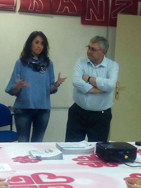 Diputación acerca la plataforma de voluntariado al personal y entorno de Cáritas