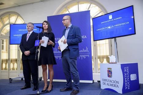 Diputación Provincial impulsa el I Encuentro Almería-Murcia de Deporte Adaptado