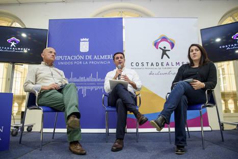 'Costa de Almería' apoya a Taberno en la edición de su I 'Cuaderno del Viajero'