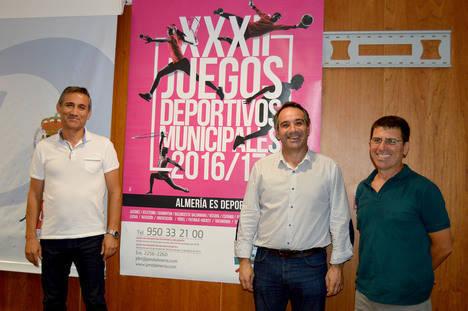 Los XXXII Juegos Deportivos Municipales vuelven con 22 disciplinas