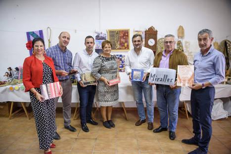 Diputación clausura en Olula de Castro los Talleres de Envejecimiento de Río Nacimiento