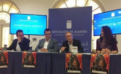 Diputación afianza su apoyo a la XXII Muestra de Teatro Aficionado de la Alpujarra