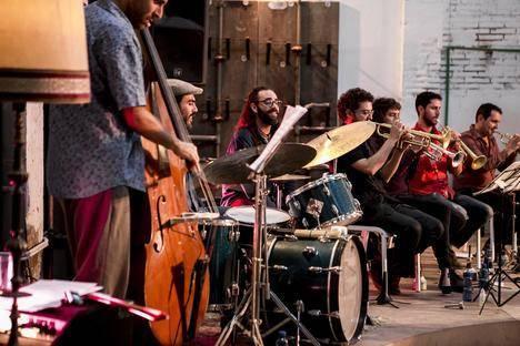 Albert Sanz & Sedajazz Big Band ofrece un concierto mañana viernes en el Teatro Auditorio de Roquetas