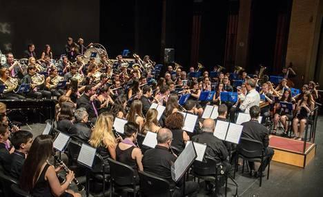 Un concierto clausurará el lunes el VII Curso de Perfeccionamiento de la Agrupación Musical San Indalecio