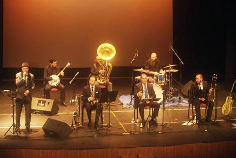 Old South Brass Band inició el jueves el Festival Internacional de Jazz de Roquetas con gran éxito