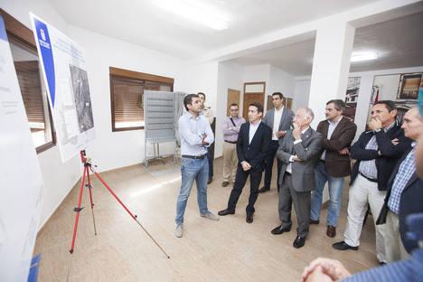 Diputación pone fin a los problemas de agua en Sierro con una inversión de 180.000 euros