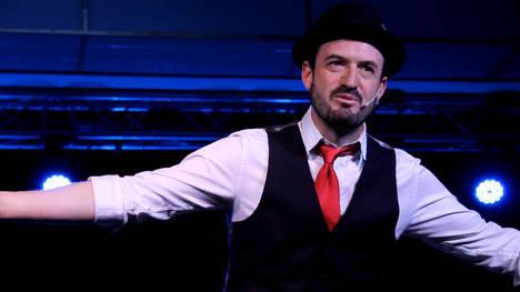 Alex O'Dogherty pondrá la letra y la música del Festival Internacional de Cine de Almería