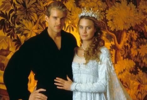 'La princesa prometida' el domingo en el Teatro Cervantes por sólo 500 pesetas