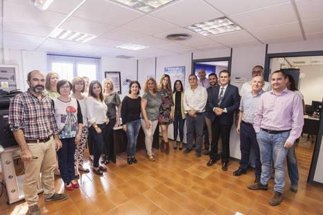 Los ayuntamientos ahorrarán más de 2 millones de euros gracias a la Diputación de Almería
