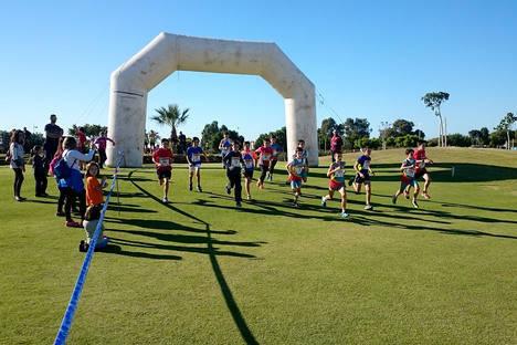 El atletismo campo a través da el pistoletazo de salida a los 32º Juegos Deportivos Municipales