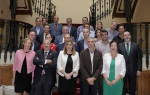 Almería se queda con el 60% de las subvenciones europeas que llegan a Andalucía para Programas Operativos