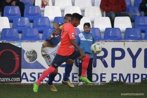 El equipo ejidense pierde en Linares ante un rival que se adaptó mejor al terreno de juego
