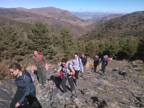 'Cumbres de Almería' sigue su programación en el Calar Alto