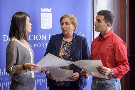 Diputación colabora con el Campeonato de España de Trial que se celebrará en Antas