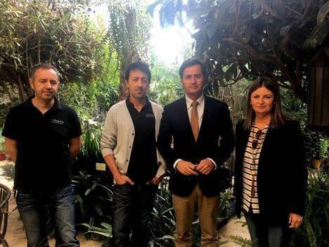 Jardín Botánico 'La Almunya del Sur' como atractivo turístico de El Ejido