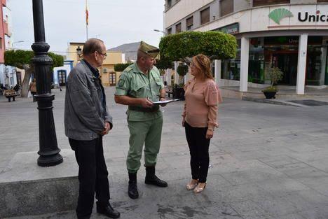 Gádor acogerá una exposición de material y vehículos de la Legión el Día de la Constitución