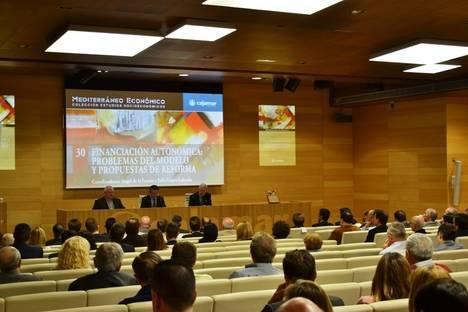La financiación autonómica centra el nuevo volumen de 'Mediterráneo Económico' editado por Cajamar