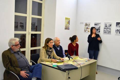 Las XIX Jornadas del Cómic de Almería acege a los amantes de las viñetas