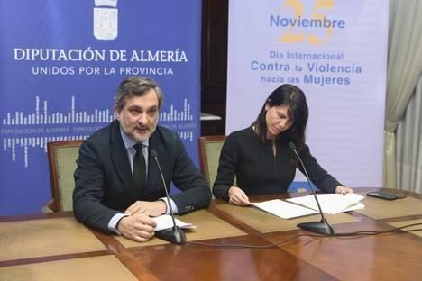 Diputación lleva los actos conmemorativos del 25N hasta el municipio de Adra