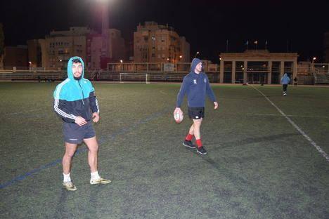 Unión Rugby Almería visita al CRC Pozuelo sin presión