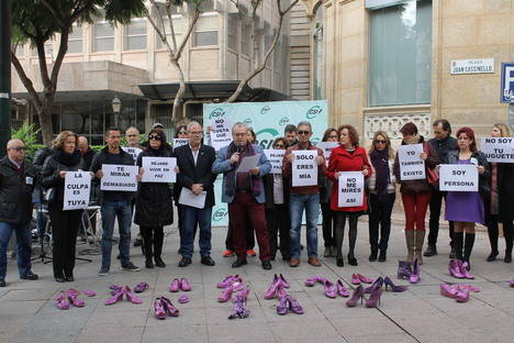 CSIF reclama un gran pacto de estado para terminar con la violencia de género