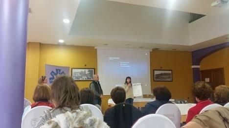 María acoge el penúltimo encuentro comarcal del Consejo de Mujeres de Diputación